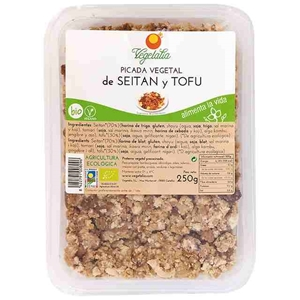 Picture of Picada vegetal de Seitan y Tofu eco 250gr