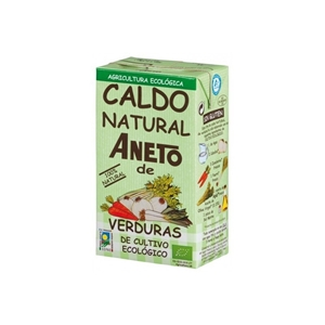 Picture of Caldo Natural Verduras  1lt. Eco.