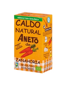 Picture of Caldo Natural Zanahoria 1lt. Eco.