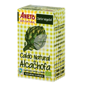 Picture of Caldo Natural Alcachofa 1lt. Eco.