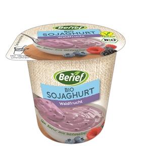 Picture of Yogur eco Soja Frutas Bosque 160g