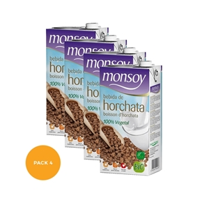 Picture of Caja de horchata Monsoy eco 4 ud
