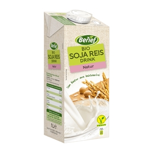 Picture of Bebida de Soja y Arroz Berief eco 1lt