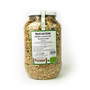 Picture of Muesli sin azucar eco 2kg