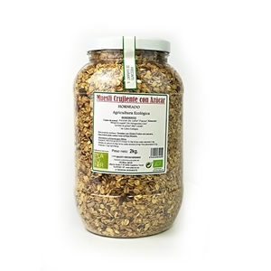 Picture of Muesli crujiente horneado eco 2kg