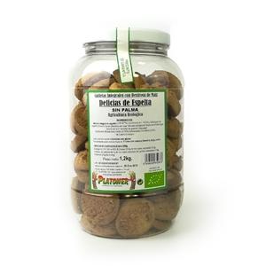 Picture of Galletas delicias de espelta sin azucar eco 1kg