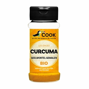 Picture of Curcuma en polvo sin gluten eco 35g