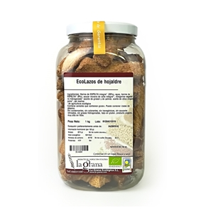 Picture of EcoLazos de Hojaldre 1kg.