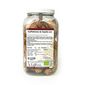 Picture of EcoPalmeras de Espelta eco 1kg