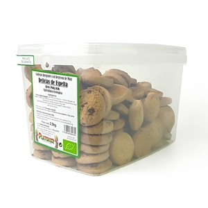 Picture of Galletas delicias de espelta sin azucar eco 3kg
