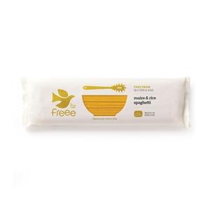Picture of Espaguetis sin gluten de maiz y arroz eco 500gr