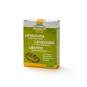 Picture of Levadura pan s/gluten eco Sobres 5x9gr
