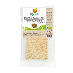 Picture of Tempe de Garbanzos  Eco. 250gr