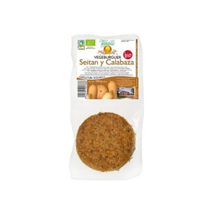Picture of Vegeburguer Seitan y Calabaza eco 160gr