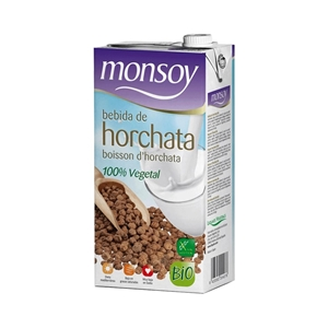 Picture of Horchata  Eco. Monsoy 1 lt