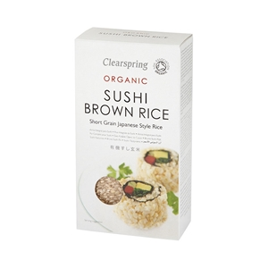 Picture of Arroz integral para sushi eco 500g