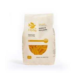 Picture of Macarrones sin gluten de maiz y arroz eco 500gr