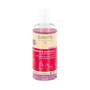 Picture of Gel ducha y champu para niños frambuesa eco 200ml
