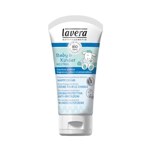 Picture of Crema cambio de pañal para bebes Lavera eco 50ml