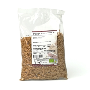 Picture of Fideos integrales nº 2 eco 500gr