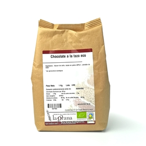 Picture of Chocolate a la taza eco 1kg