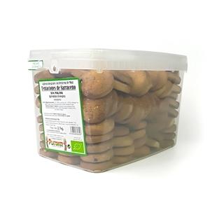 Picture of Galletas de trigo sarraceno con almendra, sesamo y canela eco 3kg