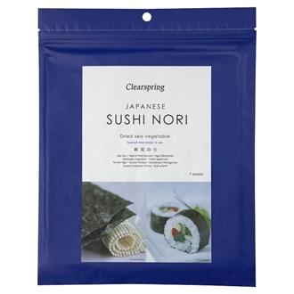 Imagen de Algas Sushi Nori 17gr