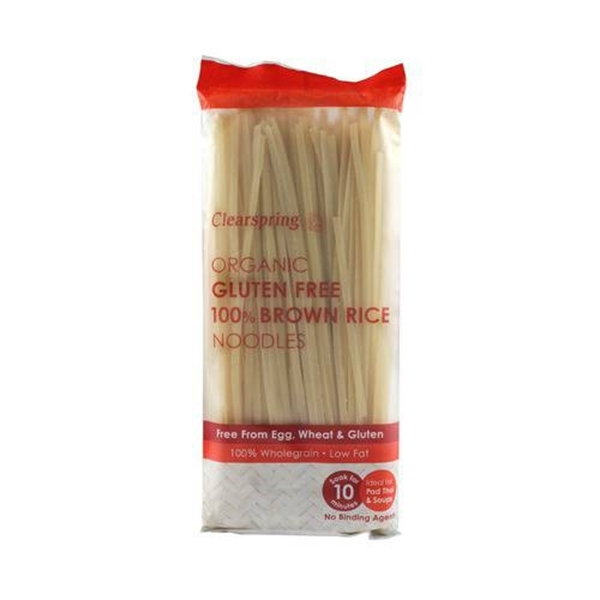 Picture of Tallarines integrales sin gluten eco 200gr