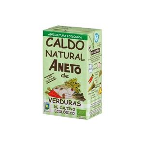 Picture of Caldo Natural Verduras 1lt eco