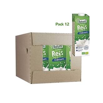 Imagen de Caja de bebida arroz y calcio Natumi eco 12 ud