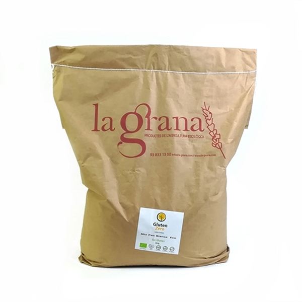Picture of Mix Pan Blanco sin gluten eco 10kg