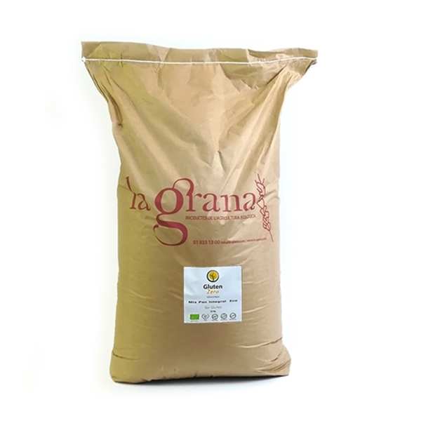 Picture of Mix Pan Integral Sin Gluten eco 25kg