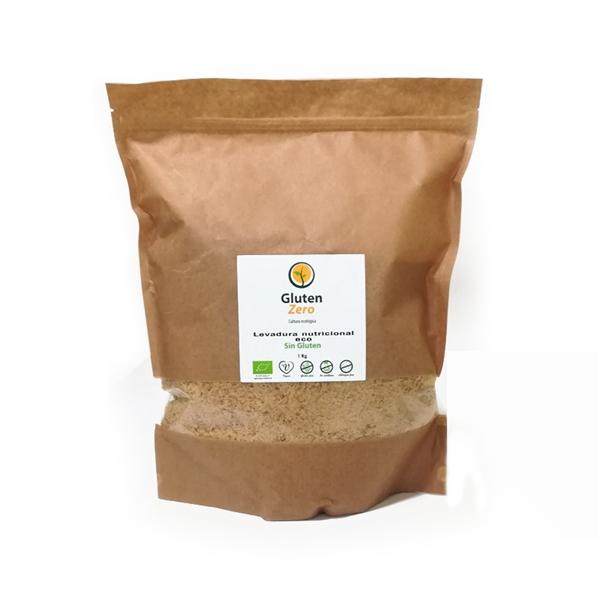 Picture of Levadura nutricional Gluten Zero eco sin gluten 750g