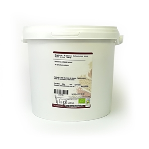 Picture of Salsa Tahin blanco sin sal eco 3kg