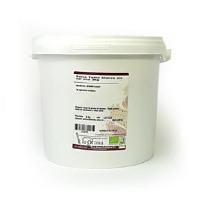 Picture of Salsa Tahin blanco sin sal eco 3kg