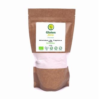 Imagen de Almidon de tapioca Gluten Zero eco sin gluten 500g