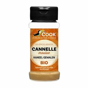 Picture of Canela en polvo sin gluten eco 35g