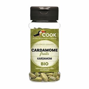 Picture of Cardamomo en grano sin gluten eco 25g