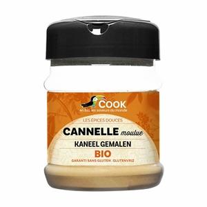 Picture of Canela en polvo sin gluten eco 80g