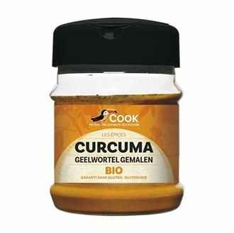 Imagen de Curcuma en polvo sin gluten eco 80g