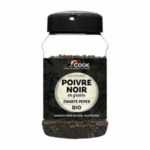 Picture of Pimienta negra en grano sin gluten eco 200g