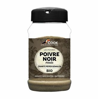 Imagen de Pimienta negra en polvo sin gluten eco 220g