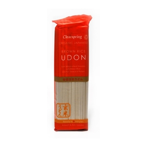 Picture of Fideos Udon con arroz integral eco 200gr