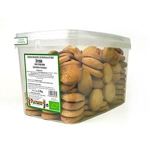 Picture of Galletas de Avena sin azucar eco 3kg