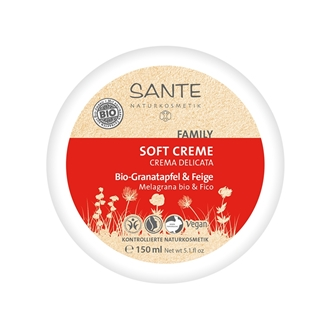 Imagen de Crema hidratante Sante granada eco 150ml