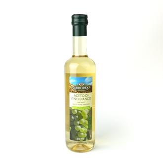 Imagen de Vinagre de vino blanco eco 500ml