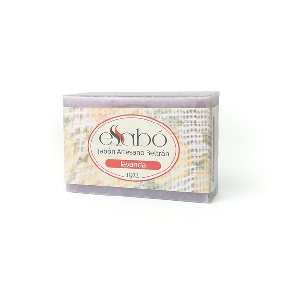 Picture of Jabon en pastilla natural Lavanda 100gr