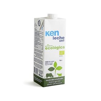 Imagen de Leche semidesnatada de vaca Ken eco 1lt
