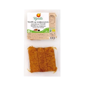 Picture of Tempeh de Garbanzos Macerado eco 170gr