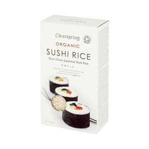 Picture of Arroz blanco para sushi eco 500g